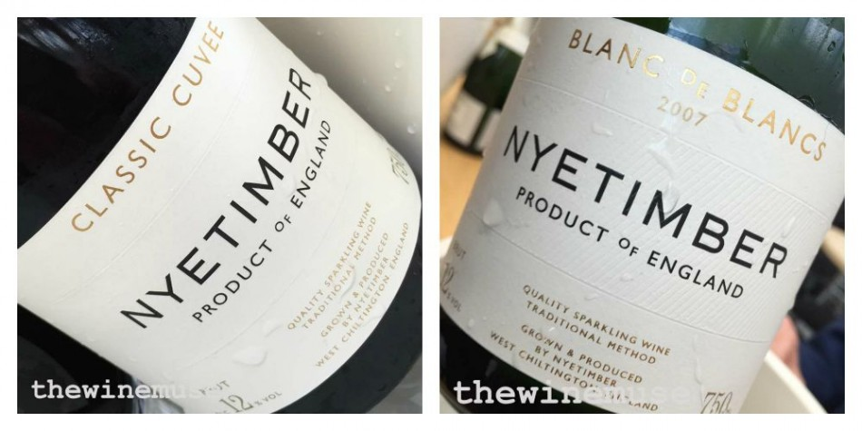 nyetimber Collage