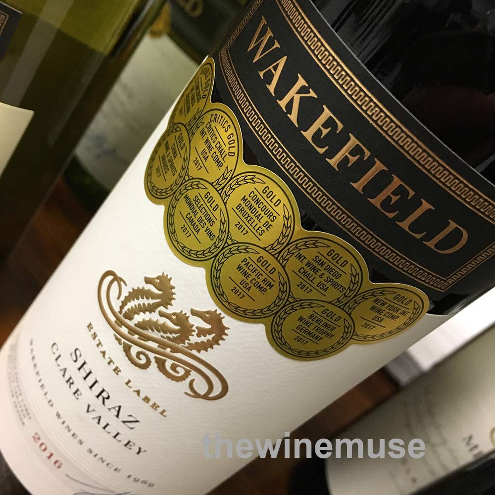 Taylors Estate  | Wakefield Shiraz 2016