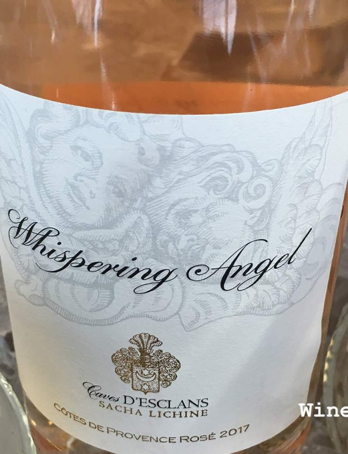 Chateau D'Esclans Whispering Angel Rosé 2017