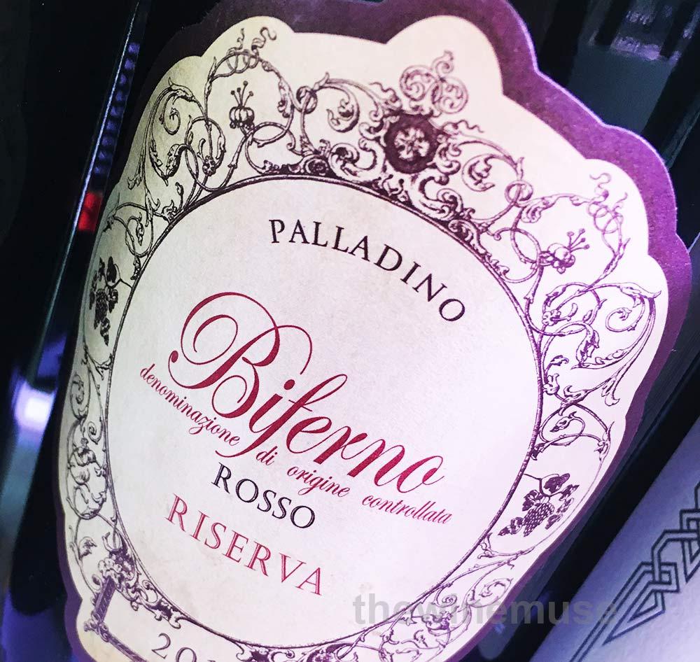 Palladino Biferno Rosso Riserva DOC 2012