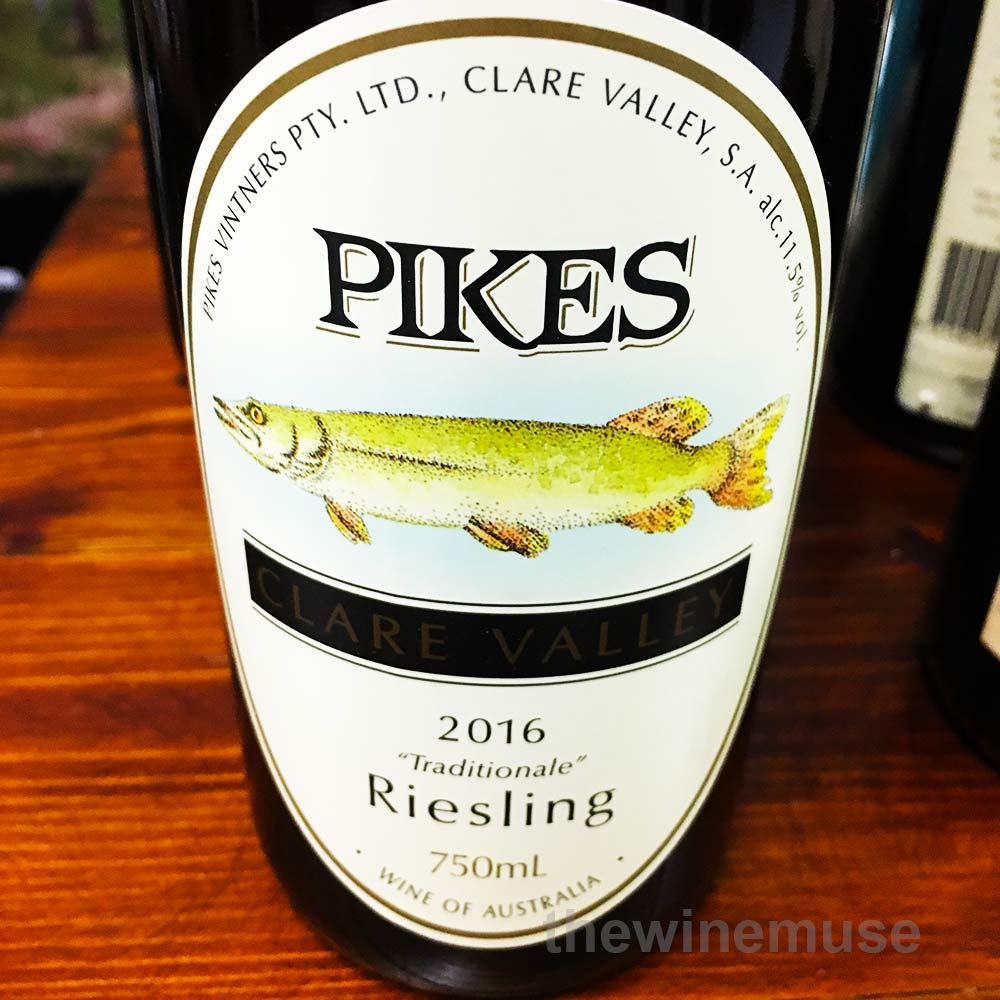 Pikes 'Traditionale' 2016 Riesling