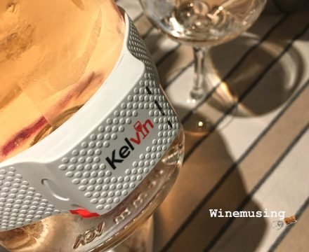 Gadget review: Kelvin K2 Wine Monitor