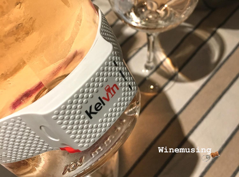 Gadget review: Kelvin K2 Wine Monitor