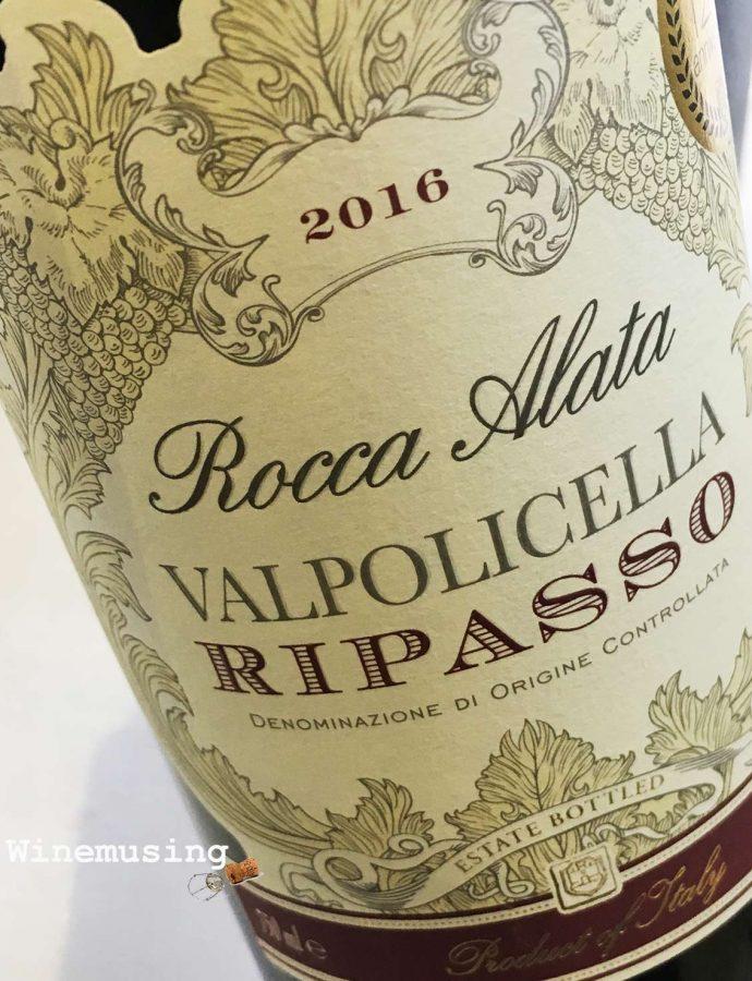 Rocca Alata Valpolicella Ripasso 2016