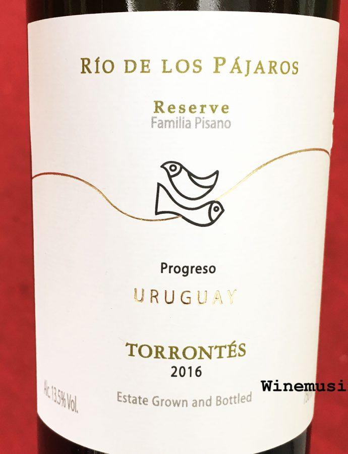 Pisano Progreso Torrontes 2016