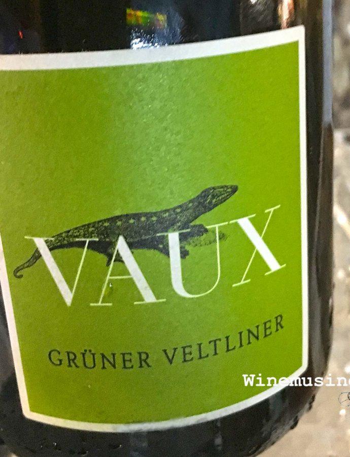Schloss Vaux Gruner Veltliner Deutscher Sekt