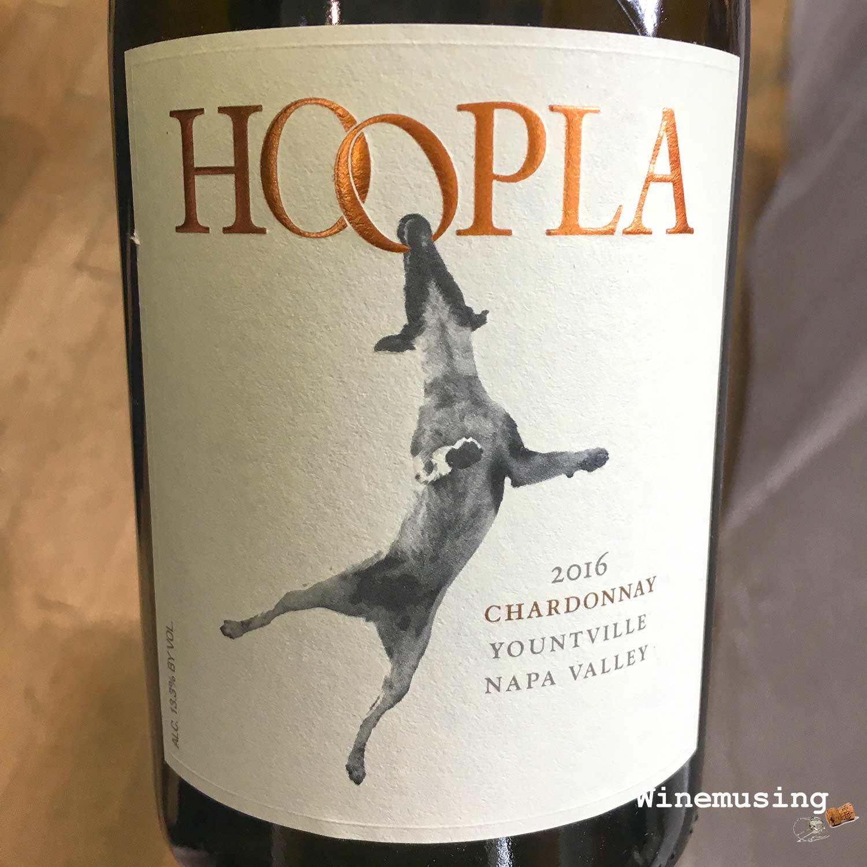 Hoopla 2016 Chardonnay
