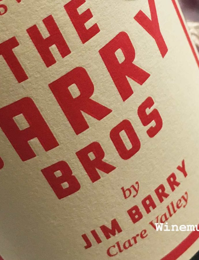 Jim Barry The Barry Bros Shiraz Cabernet Sauvignon 2015