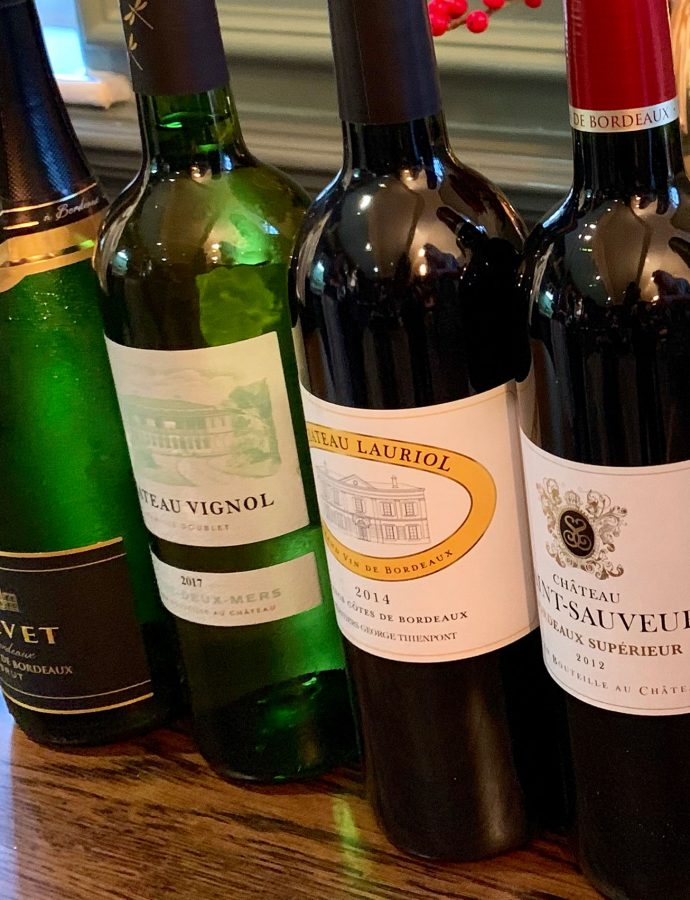 Four great value wines from Bordeaux