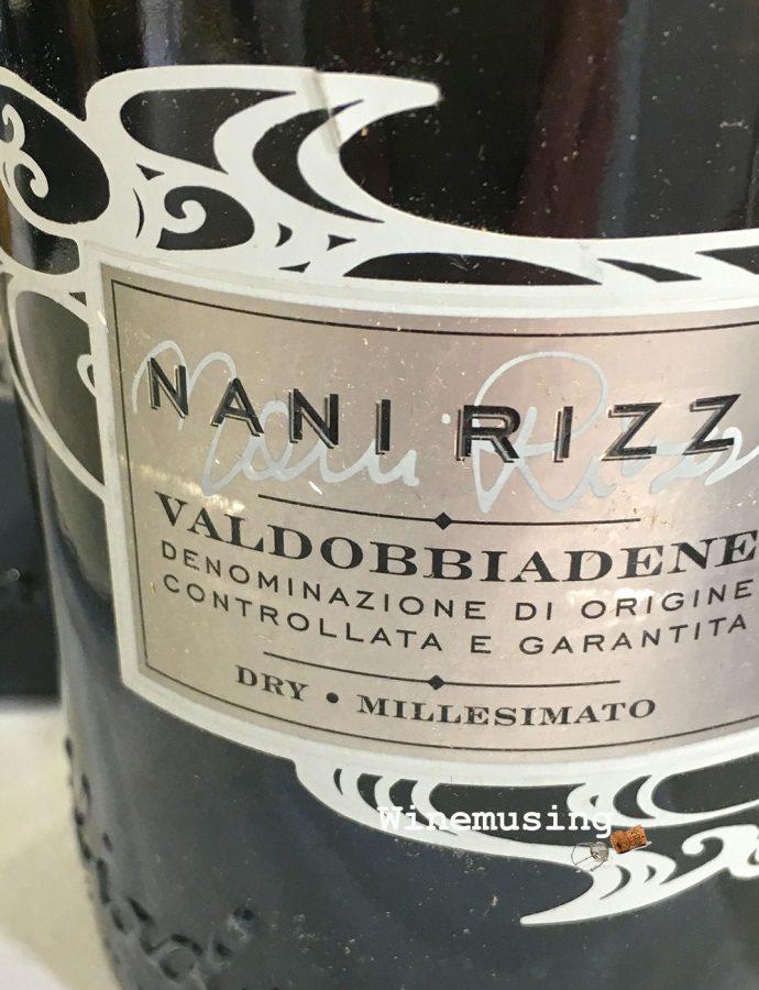 Nani Rizzi Dry Millesmato Valdobbiadene Prosecco DOCG