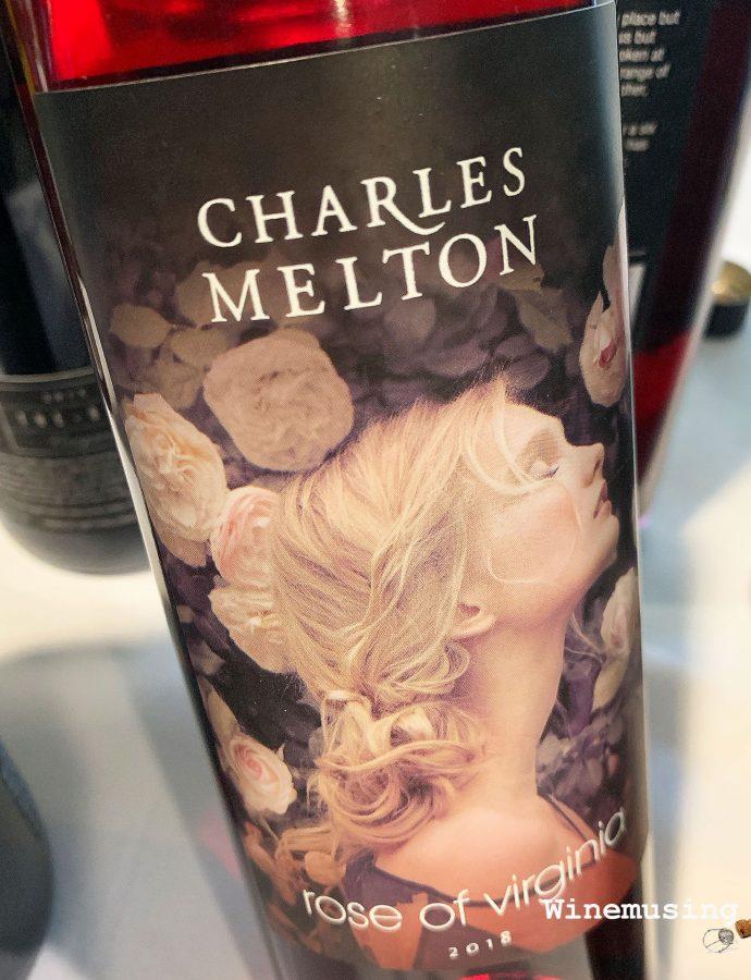 Charles Melton Rose of Virginia 2018