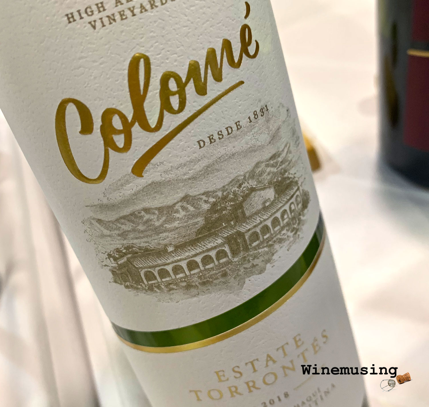 Bodega Colomé Estate Torrontes 2018