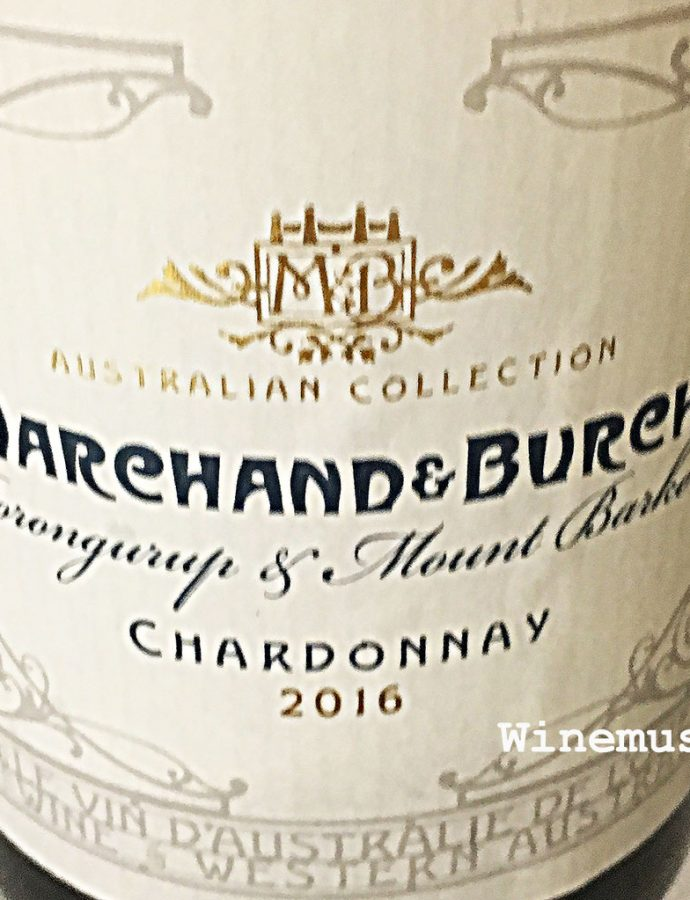 Marchand & Burch Villages Chardonnay 2016