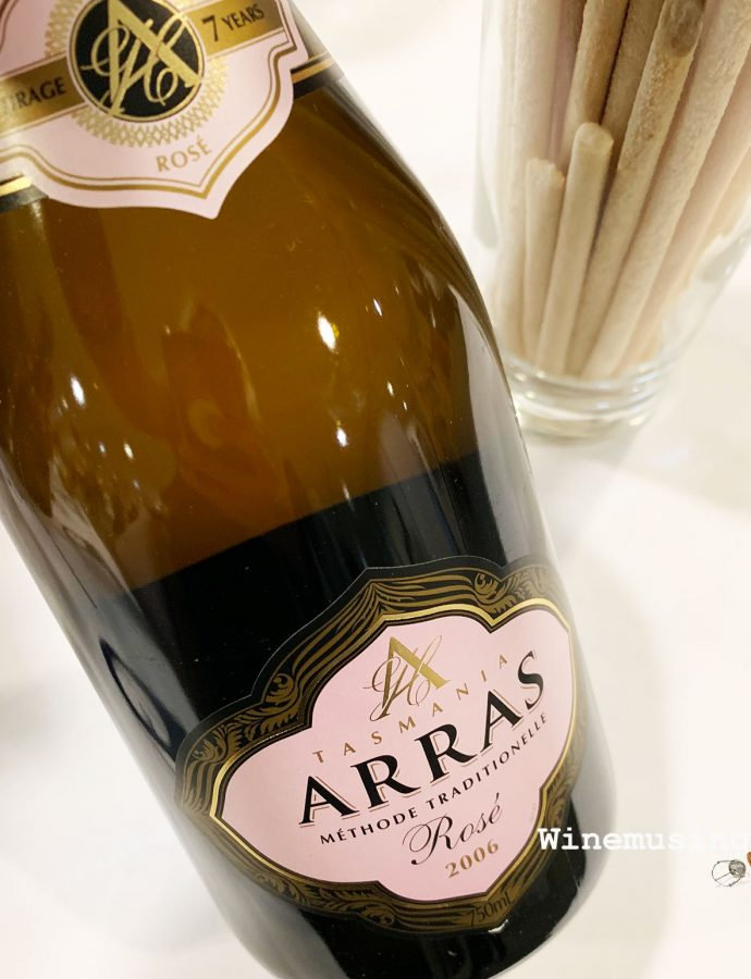 House of Arras Rosé 2006