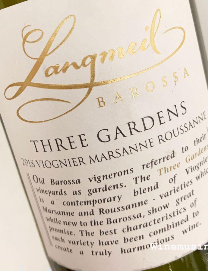 Langmeil Three Gardens 2018