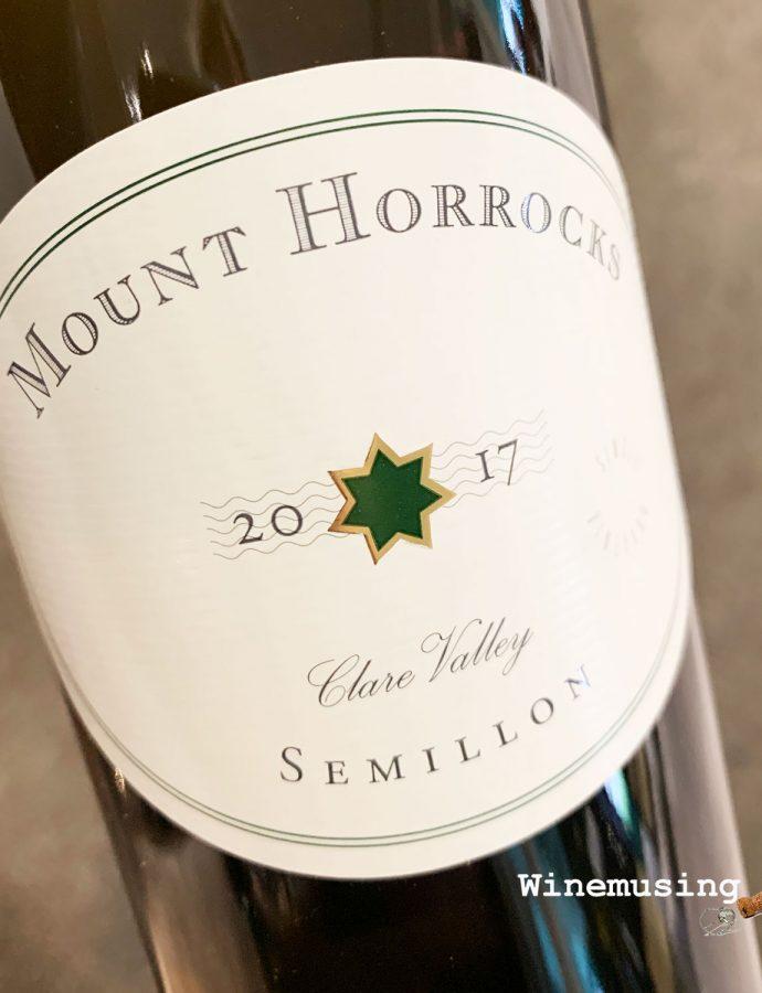 Mount Horrocks Watervale Semillon 2017