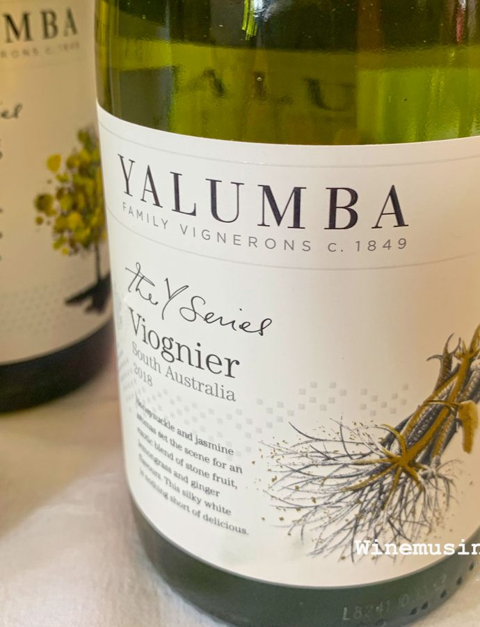 Yalumba 'Y Series' Viognier 2018