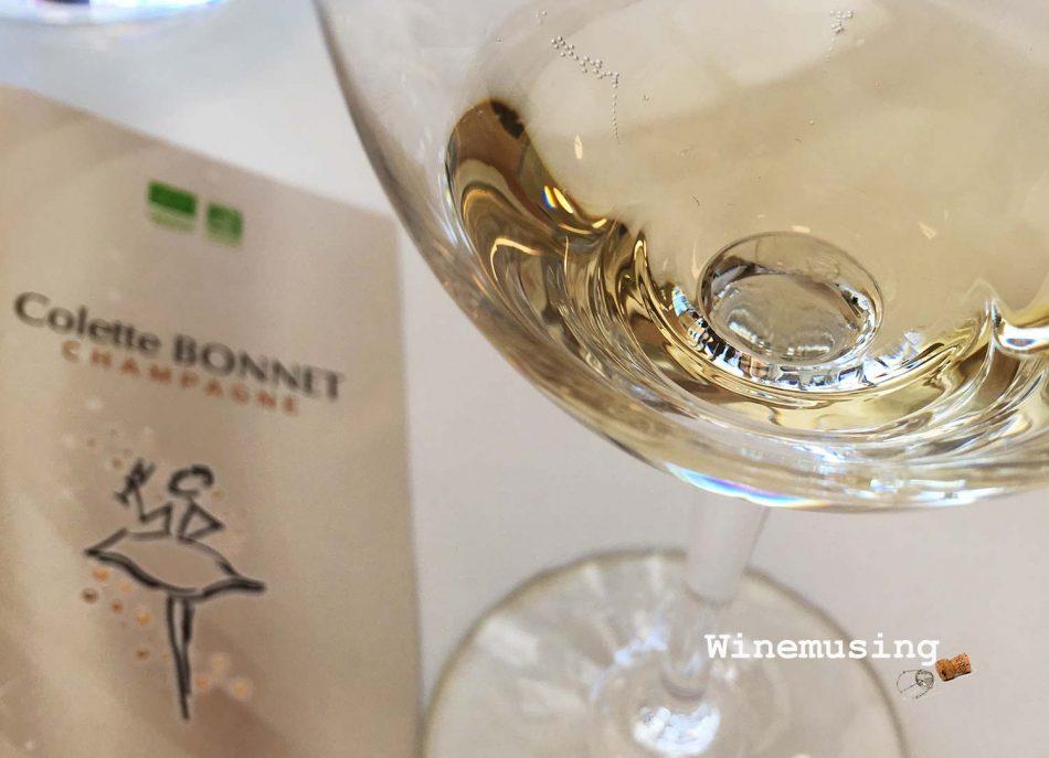 organic champagne maker colette bonnet