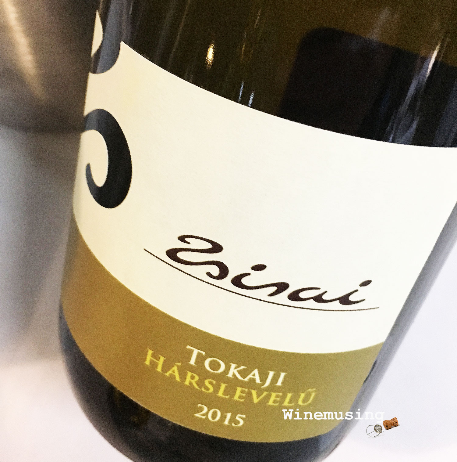 Three Hungarian white wines & not just the usual Tokaji….