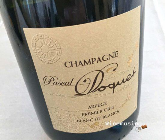 Champagne Pascal Doquet Arpege