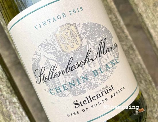 Stellenrust Chenin blanc cheap wine