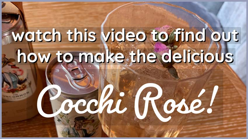 Cocchi Rose The Uncommon
