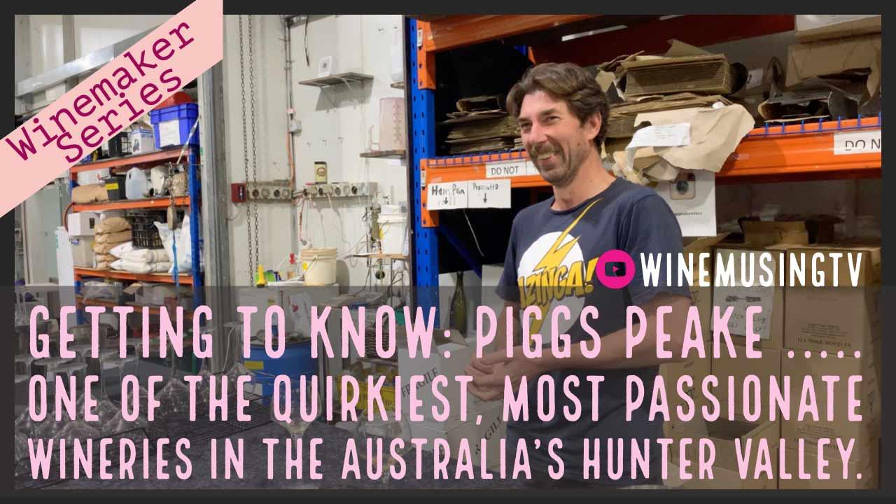 Winery Spotlight: Piggs Peake