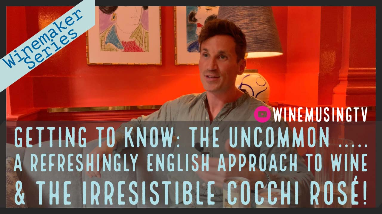 Winemaker Series: Henry Connell, The Uncommon