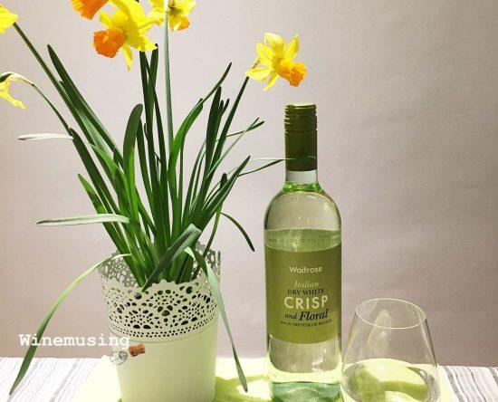 Waitrose Italian Dry white cheap wine