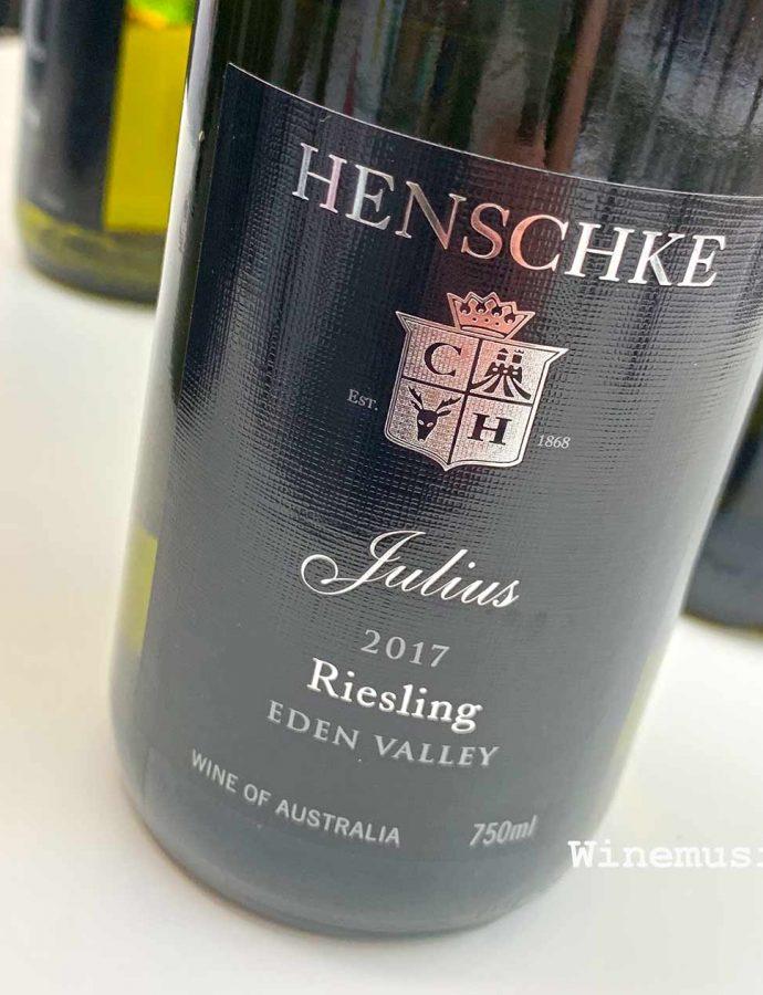 Henschke Julius Riesling 2017