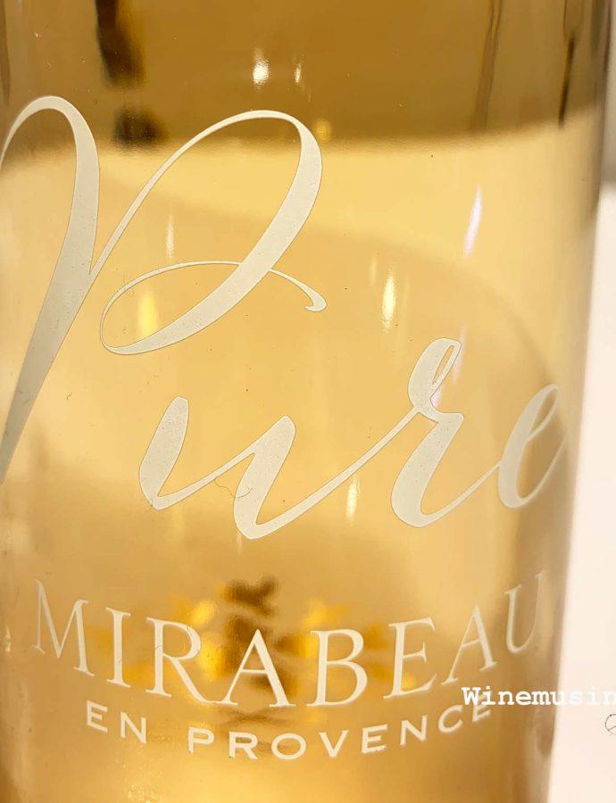 Mirabeau Pure Provence Rosé 2018