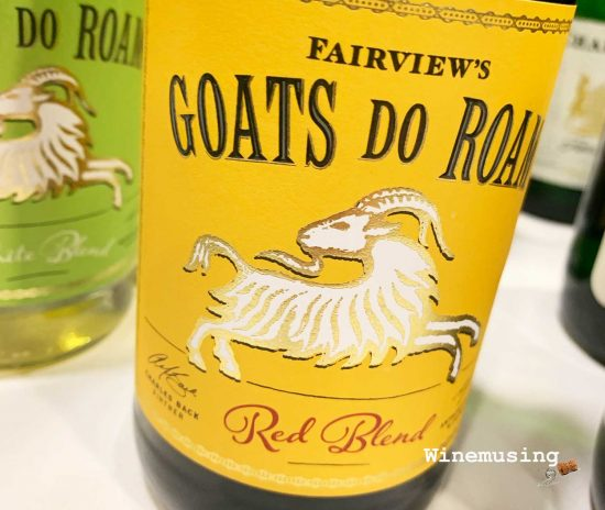 Goats du Roam red