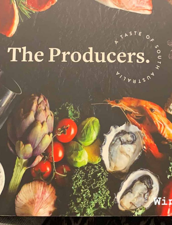 Book Review:  The Producers – A taste of South Australia