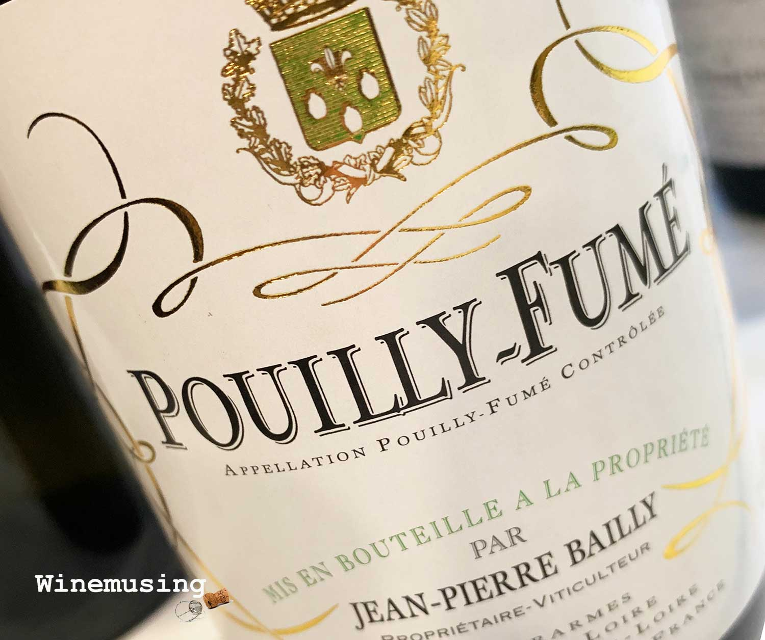 Domaine Jean-Pierre Bailly Pouilly Fumé