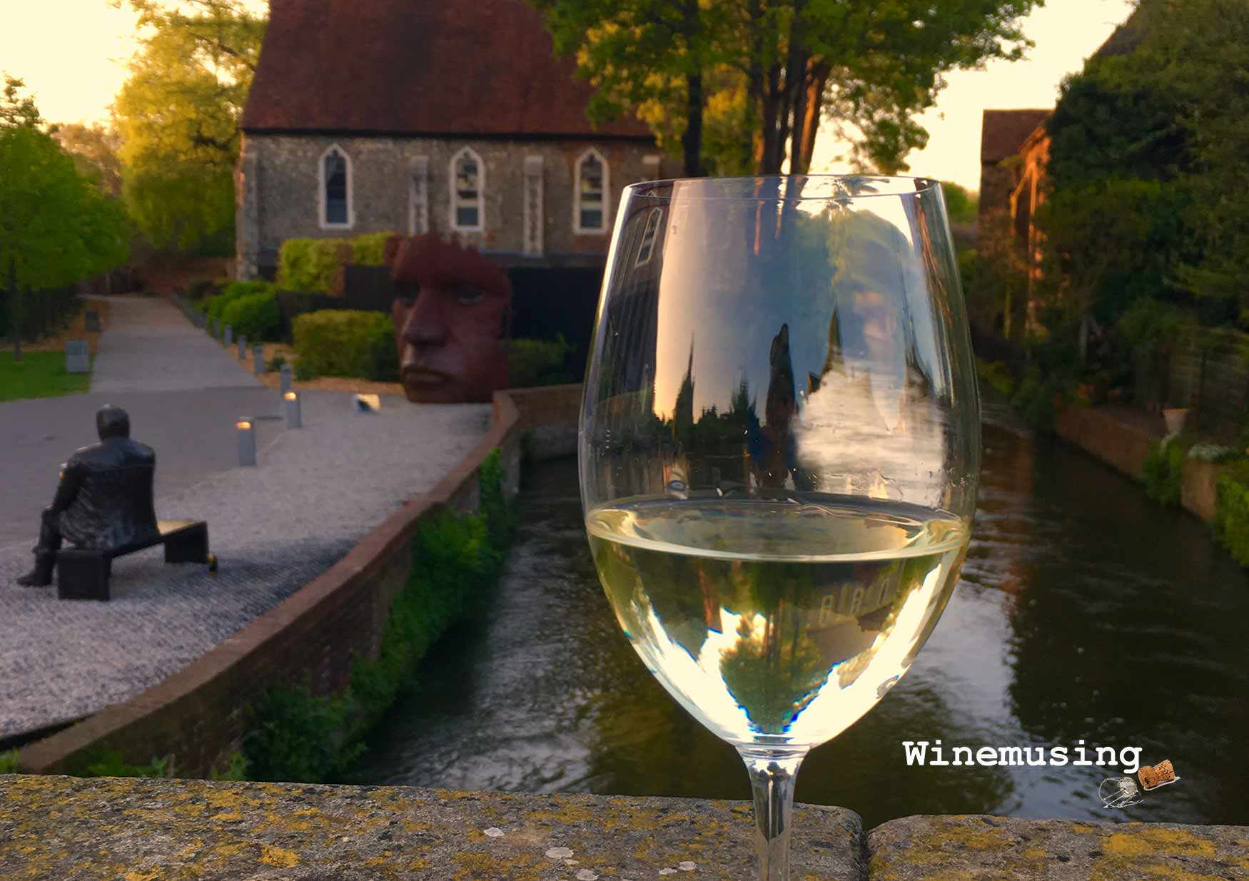 Bacchus: An English wine story ….