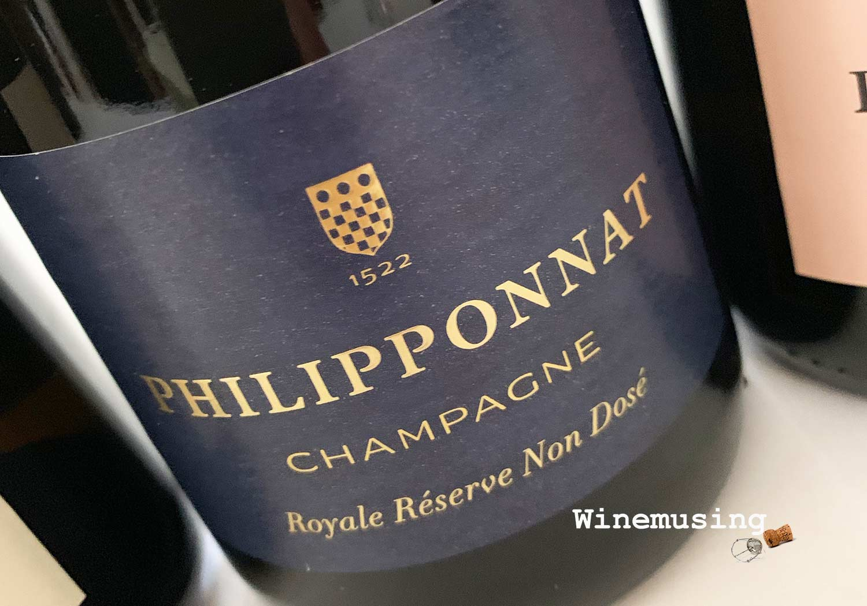 Philipponat Royale Réserve Non Dosé Champagne