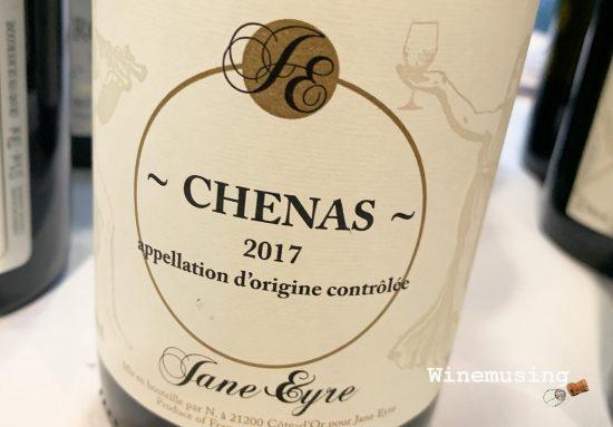 Jane Eyre wines