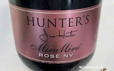 Hunter's MiruMiru NV Sparkling Rosé
