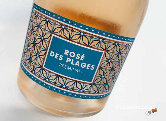 Rose des plages South of France rosé