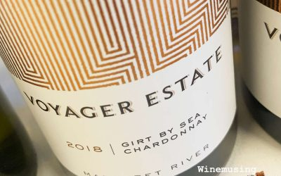 Voyager Estate Girt by Sea Chardonnay 2018