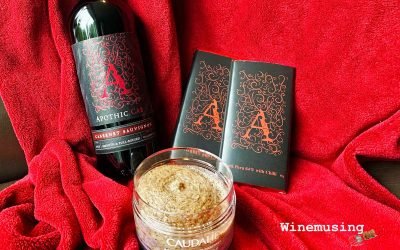 Apothic Cabernet Sauvignon – for lovers of sweeter reds!