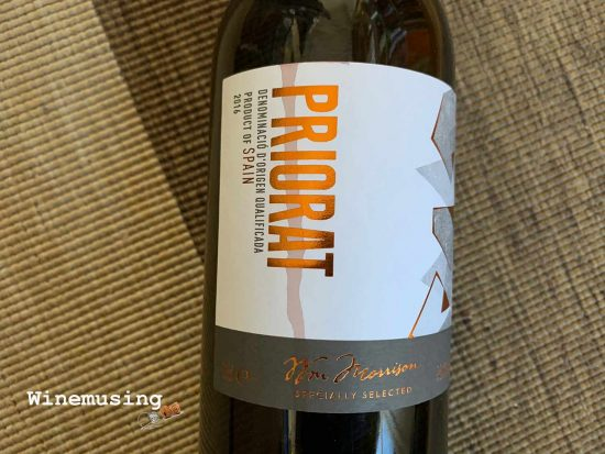 Morrisons Priorat