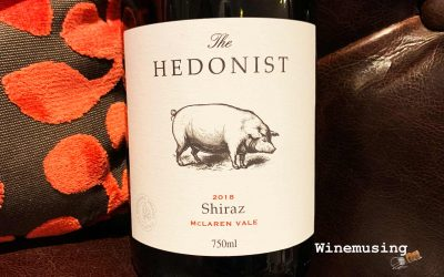 The Hedonist Shiraz 2018
