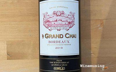 Le Grand Chai Bordeaux AOC