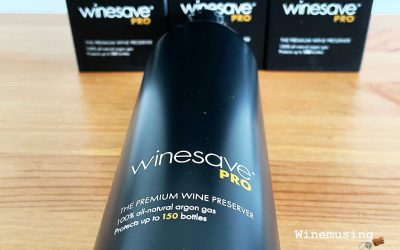 The Winesave PRO experiment