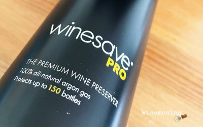 Winesave PRO – does it actually save wine?