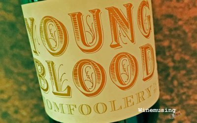 Tomfoolery Young Blood Shiraz
