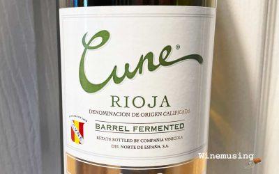 CVNE  Barrel Fermented Rioja Blanca