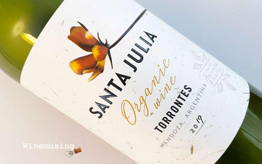 Santa Julia Organic Torrontes