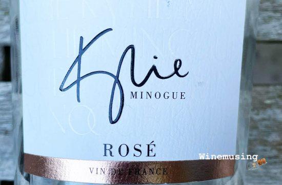 Kylie Minogue rose